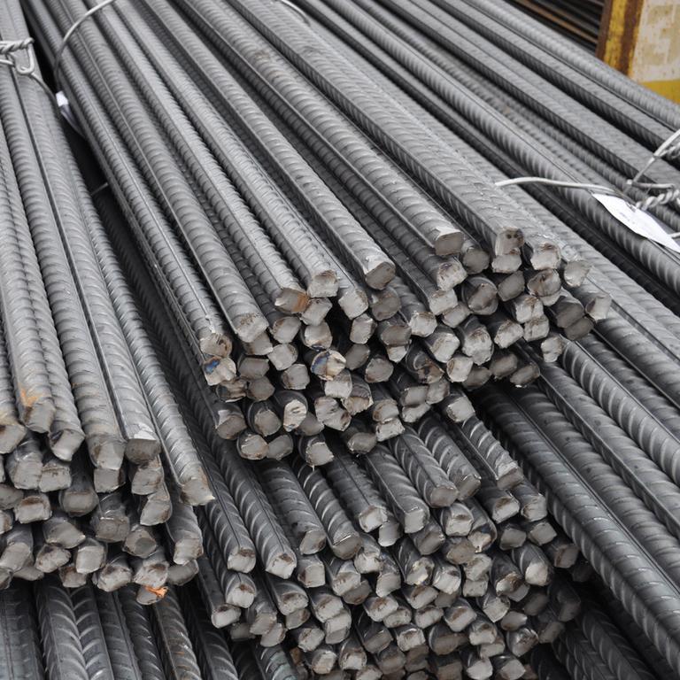 Широкая диаметром стальная арматура