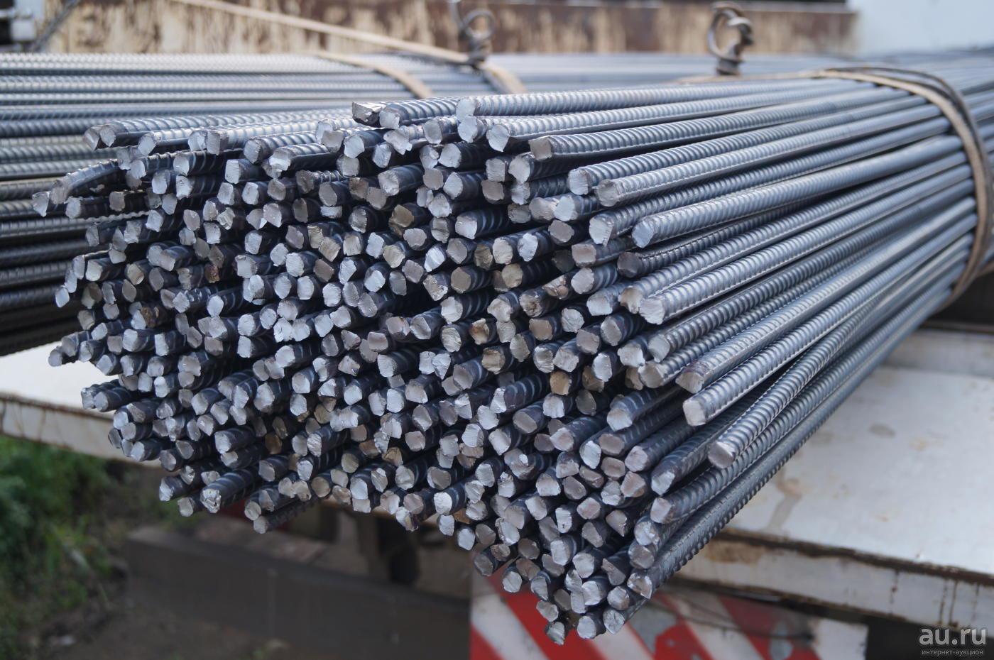металлическая арматура длинной 6 метров